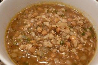 Receta de sopa de cebolla con arroz