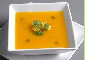 Receta de sopa de maíz y amaranto