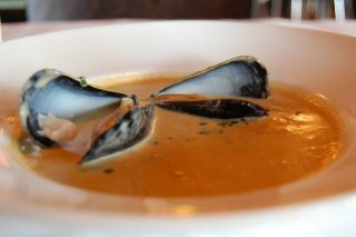 Receta de sopa de marisco con rape