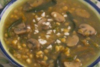 Receta de sopa de milpa