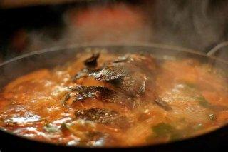 Receta de sopa de pescado a la vasca