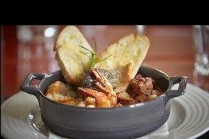 Receta de sopa de pescado trieste