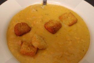 Receta de sopa de queso