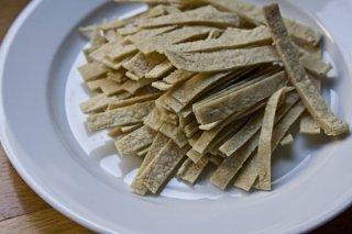 Receta de sopa de tortilla de trigo