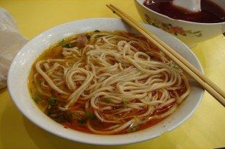 Receta de sopa de verduras al wok