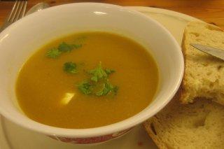 Receta de sopa de verduras con thermomix