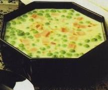 Receta de sopa fría de pasta