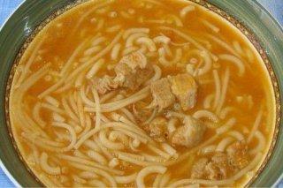 Receta de sopa italiana de verduras