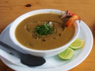 Receta de sopa marinera