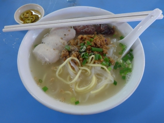 Receta de sopa mein