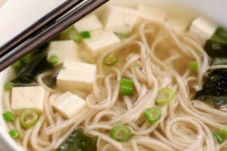 Receta de sopa miso japonesa