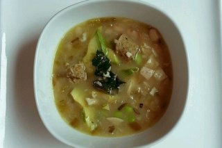 Receta de sopa picante de pollo