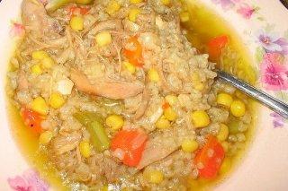 Receta de sopa de verduras con caldo casero