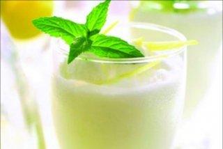 Sorbete de manzana receta - Sorbete de manzana verde ...