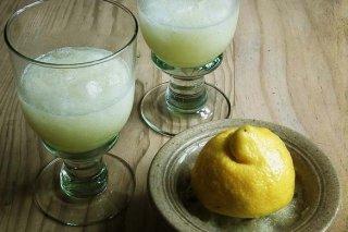 Receta de sorbettino de limón