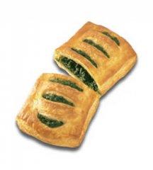Receta de strudel de espinaca y queso