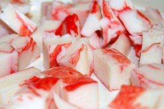 Receta de bocaditos de surimi