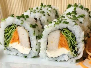Receta de sushi de carne