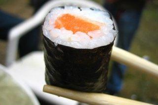Receta de sushi fácil