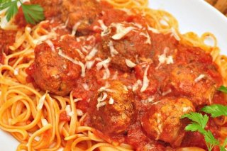 Receta de tallarines en salsa de tomate