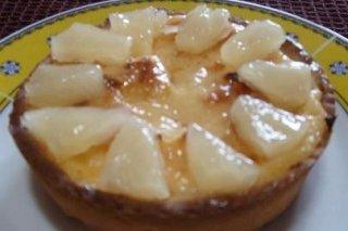 Receta de tarta italiana de piña