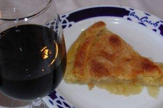 Receta de tarta de cebolla y mostaza