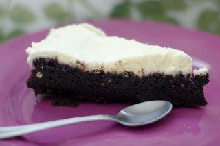 Receta de tarta de chocolate a la cerveza