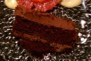 Receta de tarta de chocolate sencilla