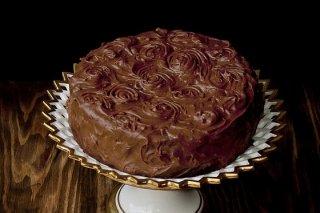 Receta de tarta de chocolate y dulce de leche