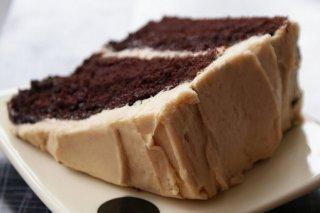 Receta de tarta de chocolate y nata