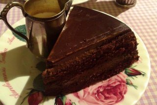 Receta de tarta de chocolate casera
