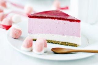 Receta de tarta de fresas con thermomix