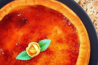 Receta de tarta de hojaldre sin azúcar