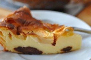 Receta de tarta de manzana sencilla