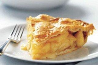 Receta de tarta de manzana verde