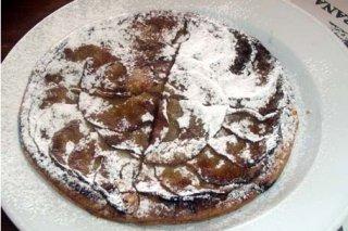 Receta de tarta de manzana con masa quebrada