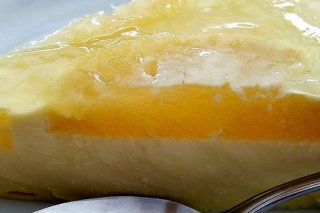 Receta de tarta de piña fría