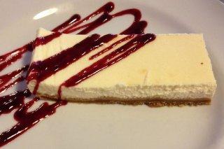 Receta de tarta de queso con frutos rojos