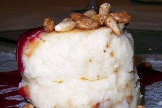 Receta de tarta de queso y nata sin horno