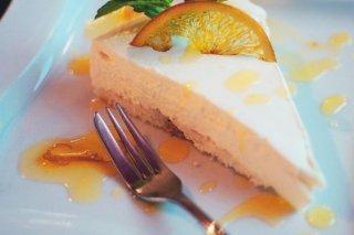 Receta de tarta de queso crema con yogur natural