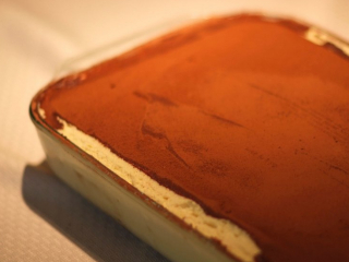 Receta de tarta de tiramisú en thermomix