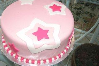 Receta de tarta decorada