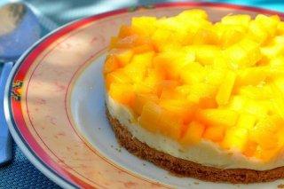 Receta de tarta fácil de queso