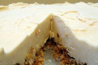 Receta de tarta helada de limón