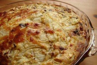 Receta de tarta salada de atún y maíz