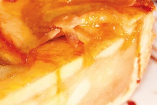 Receta de tarta tatin de manzana