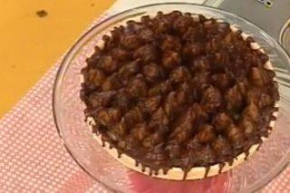 Receta de tarta tofi