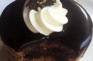 Receta de tarta de galletas maría