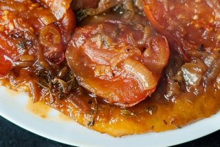 Receta de tatin de tomates