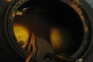 Receta de té de canela y lima